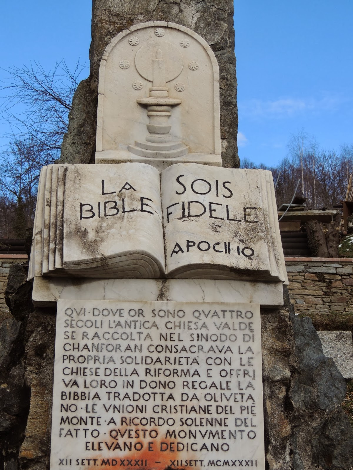 Bibbia olivetano