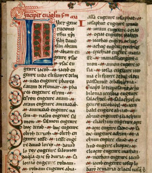 Bibbia di Carpentas